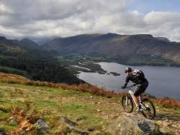 Cycleing Lake District