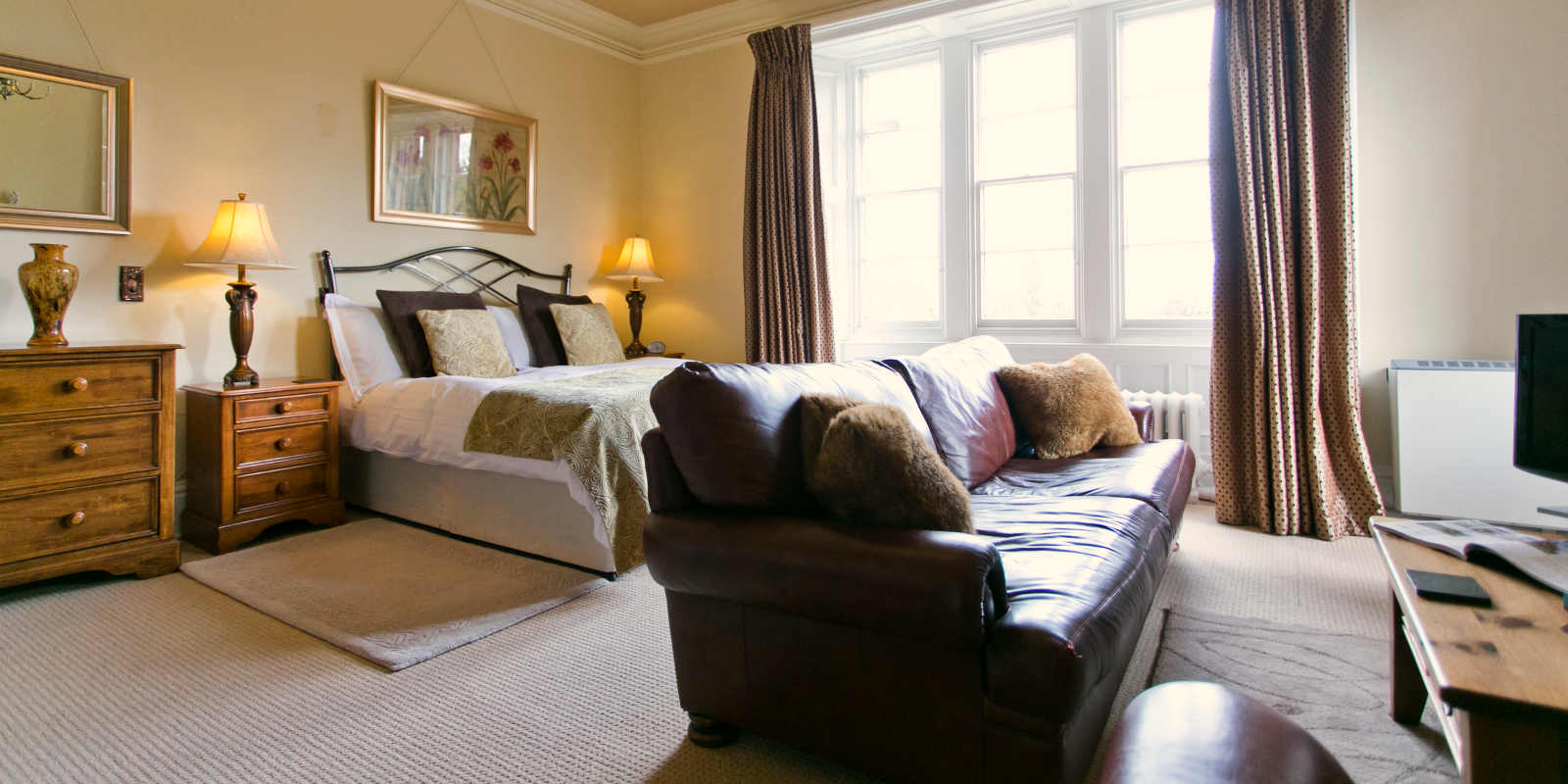 Luxury Self Catering Apartment Cumbria