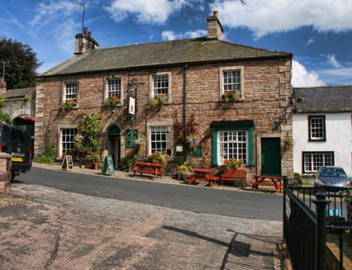 Great reviews – Featherstone Arms in Kirkoswald