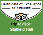 certificate-of-excellence - lake district holiday cottages